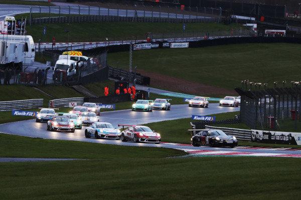 Mathew Graham - Redline Racing Porshce Carrera Cup