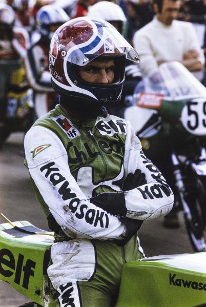 Christian Léon, Kawasaki.