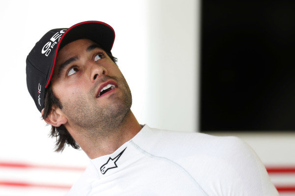 Felipe Nasr (BRA), Dragon Racing