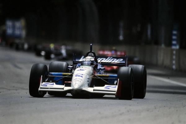 Gil de Ferran, Walker Racing, Reynard 98i Honda.