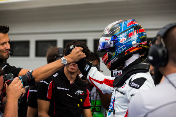 2016 GP3 Series Round 4 Hungaroring, Budapest, Hungary. Sunday 24 July 2016. Alexander Albon (THA, ART Grand Prix)  Photo: Sam Bloxham/GP3 Series Media Service. ref: Digital Image _SBB8245