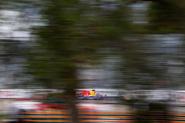 Albert Park, Melbourne, Australia Sunday 17th March 2013 Sebastian Vettel, Red Bull RB9 Renault.  World Copyright: Steven Tee/  ref: Digital Image _L0U2086