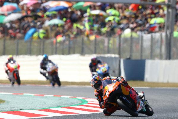 2017 Moto3 Championship - Round 7 Circuit de Catalunya, Barcelona, SpainSunday 11 June 2017 Bo Bendsneyder, Red Bull KTM Ajo World Copyright: Gold & Goose Photography/LAT Images ref: Digital Image 677383