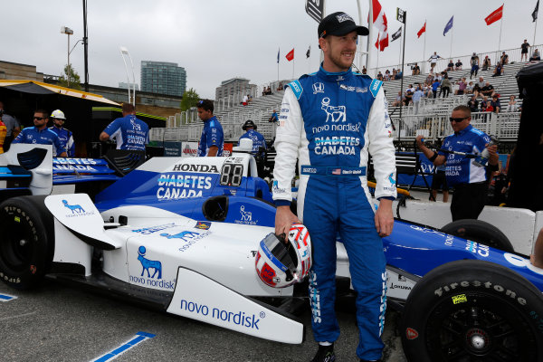 Verizon IndyCar Series Honda Indy Toronto Toronto, ON CAN Friday 14 July 2017 Charlie Kimball, Chip Ganassi Racing Teams Honda World Copyright: Phillip Abbott LAT Images ref: Digital Image abbott_toronto_0717_0021