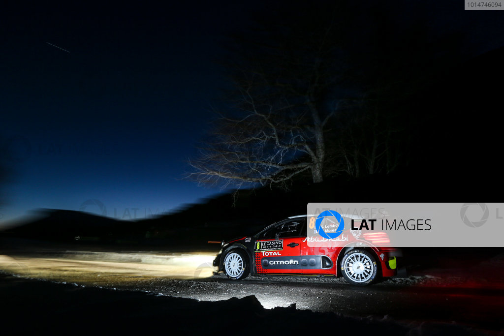 Round 1 - Monte Carlo Rally