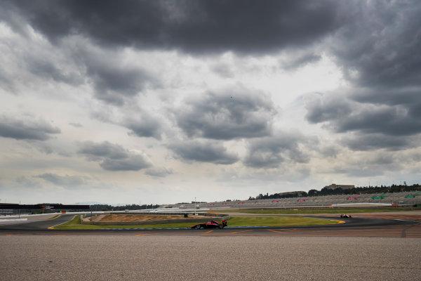 2016 GP3 Series Test 3. Circuit Ricardo Tormo, Valencia, Spain. Wednesday 26 April 2017. George Russell (GBR, ART Grand Prix)  Photo: Zak Mauger/GP3 Series Media Service. ref: Digital Image _56I6462