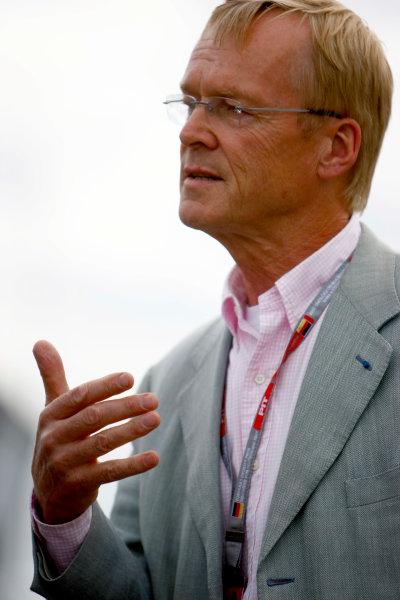 Nurburgring, Germany10th July 2009FIA Presidency candidate Ari Vatanen. Portrait.World Copyright: Glenn Dunbar/LAT Photographicref: Digital Image _26Y7690