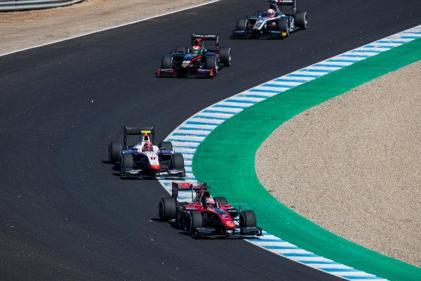 2017 FIA Formula 2 Round 10. Circuito de Jerez, Jerez, Spain. Sunday 8 October 2017. Nobuharu Matsushita (JPN, ART Grand Prix).  Photo: Zak Mauger/FIA Formula 2. ref: Digital Image _56I7655