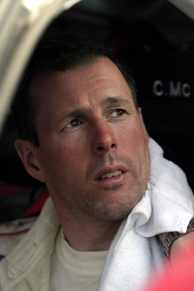 Colin McRae in the Citroen Xsara WRC, Acropolis Rally 2003.Photo: McKlein/LAT