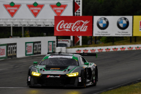 7-10 July 2016, Bowmanville, Ontario Canada 44, Audi, R8 LMS GT3, GTD, John Potter, Andy Lally ?2016, Scott R LePage  LAT Photo USA