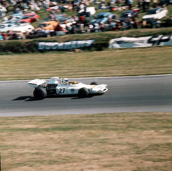 Brands Hatch, England. 13-15 July 1972.Carlos Reutemann (Brabham BT37 Ford). Ref-3/5100L.World Copyright - LAT Photographic