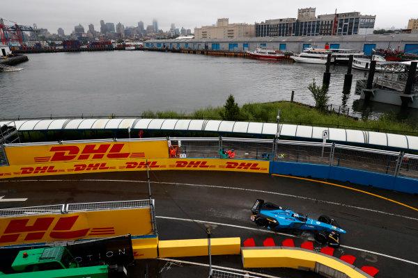 2016/2017 FIA Formula E Championship. Round 9 - New York City ePrix, Brooklyn, New York, USA. Friday 14 July 2017. Nicolas Prost (FRA), Renault e.Dams, Spark-Renault, Renault Z.E 16. Photo: Sam Bloxham/LAT/Formula E ref: Digital Image _W6I1665