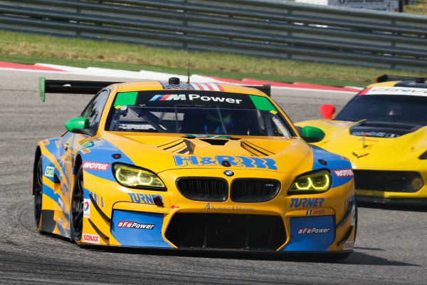 15-17 September, 2016, Austin, USA 97, BMW, M6 GT3, GTD, Michael Marsal, Markus Palttala ?2016, Regis Lefebure LAT Photo USA