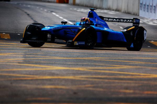 Suzuka Circuit, Japan. Sunday 09 October 2016. Sebastien Buemi (9, Renault e.dams). World Copyright: Zak Mauger/LAT Photographic ref: Digital Image _L0U0820