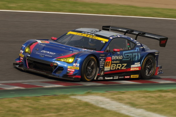 Takuto Iguchi & Hideki Yamauchi, R&D Sport SUBARU BRZ, 3rd in GT300