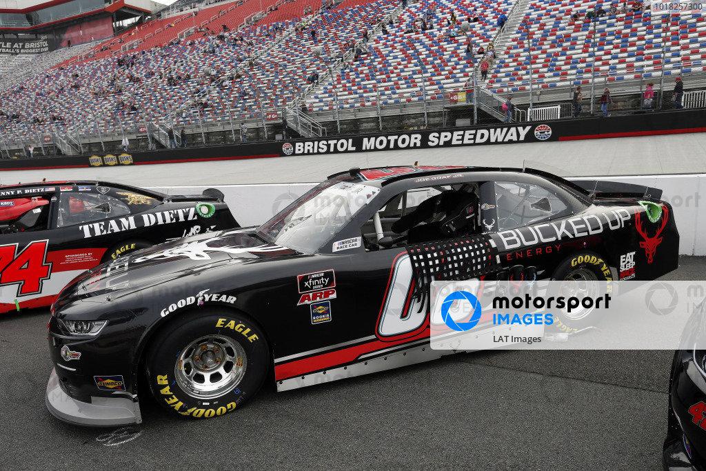 #08: Joe Graf Jr., SS Green Light Racing, Chevrolet Camaro Bucked Up Energy
