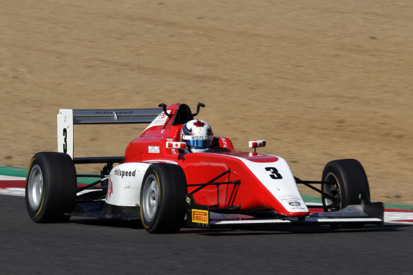 Ben Hurst (CAN) Hillspeed BRDC British F3