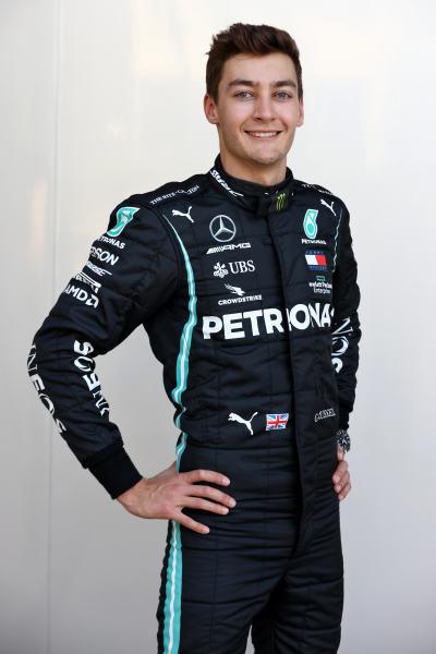 George Russell, Mercedes-AMG Petronas F1