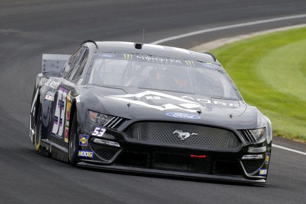 #53: Josh Bilicki, Rick Ware Racing, Ford Mustang AQRE.app