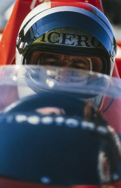 Mario Andretti.