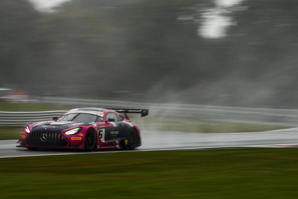#6 Yelmer Buurman / Ian Loggie - RAM Racing Mercedes-AMG GT3 Evo