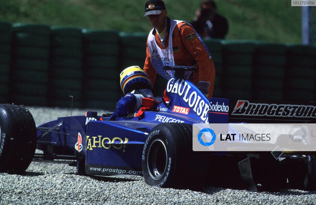 2000 Austrian Grand Prix.