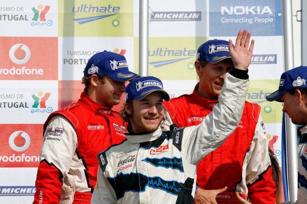 Round 04-Rally Portugal 28/3-1/4 2012. Mads Ostberg, Ford  WRC, PodiumWorldwide Copyright: McKlein/LAT