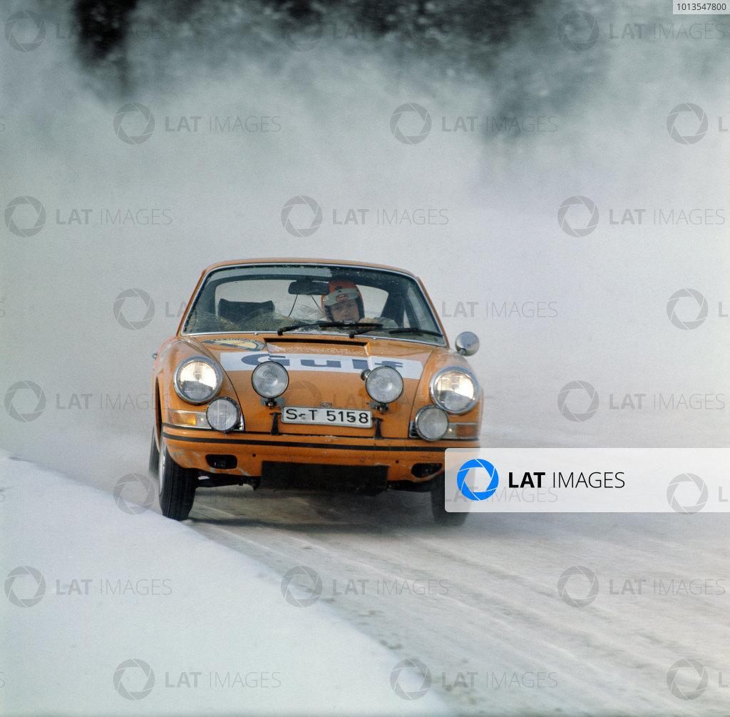 1970 FIA European Rally Championship.