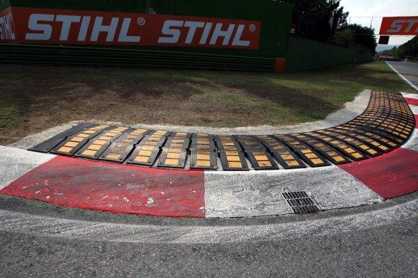 Variante Alta.Imola Track Walk, Imola, San Marino, Thursday 17 September 2009.