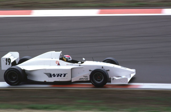 International Formula 3000 Championship Nurburgring, Germany. 19th - 20th May 2000 Reigning British F3 Champion Mark Hynes failed to qualify for his first ever F3000 race World - Bellanca/LAT Photographic