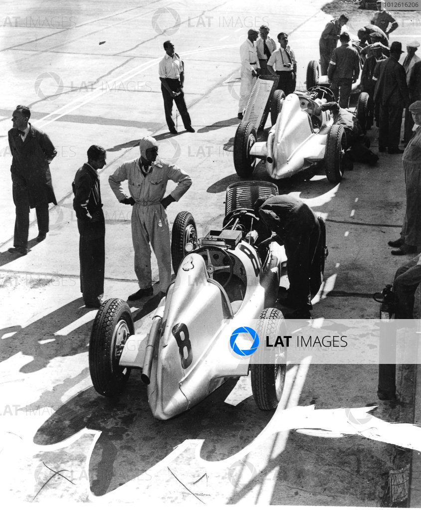 1935 German Grand Prix.