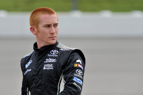 7-8 June, 2013, Newton, Iowa USA Cole Whitt ©2013, Scott R LePage LAT Photo USA