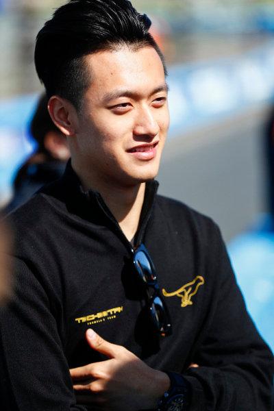 Guanyu Zhou (CHI),TECHEETAH, Renault Z.E. 17, Reserve driver.