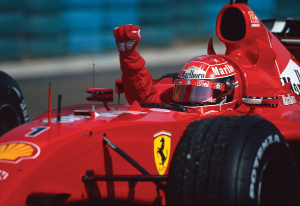 Hungaroring, Hungary. 17th - 19th August 2001.