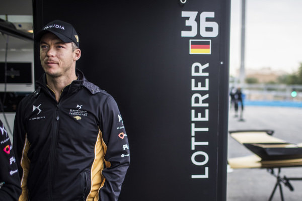 Andre Lotterer (DEU), DS TECHEETAH