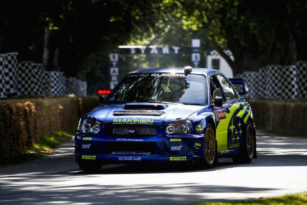 Subaru Impreza WRC, Steve Rockingham