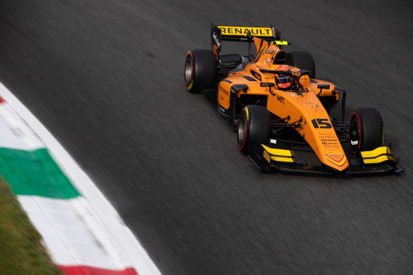AUTODROMO NAZIONALE MONZA, ITALY - SEPTEMBER 06: Jack Aitken (GBR, CAMPOS RACING) during the Monza at Autodromo Nazionale Monza on September 06, 2019 in Autodromo Nazionale Monza, Italy. (Photo by Joe Portlock / LAT Images / FIA F2 Championship)