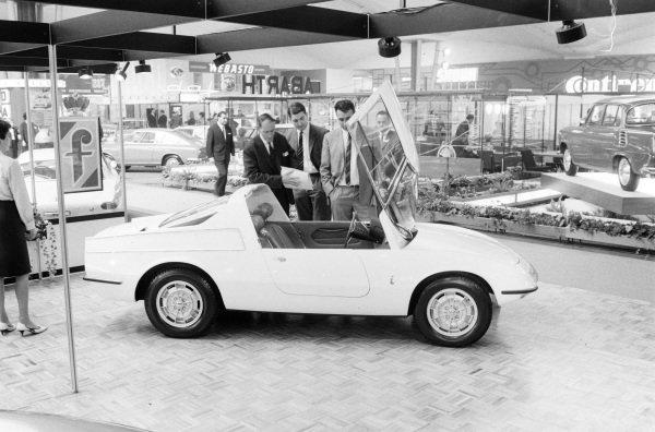 Pininfarina Abarth-Fiat OT1000 Coupe (one-off)
