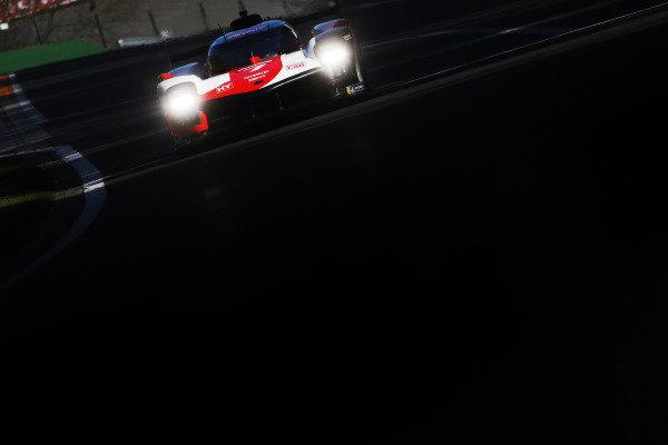#7 Toyota Gazoo Racing Toyota GR010 - Hybrid: Mike Conway, Kamui Kobayashi, Jose Maria Lopez