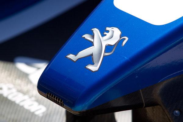 Peugeot Sport Total Peugeot 908 detail