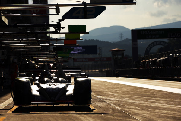 2016 World Endurance Championship, Fuji, Japan. 14th-16th October 2016, Lewis Williamson / Jonny Kane - Strakka Racing Gibson 015S-Nissan  World copyright. Jakob Ebrey/LAT Photographic
