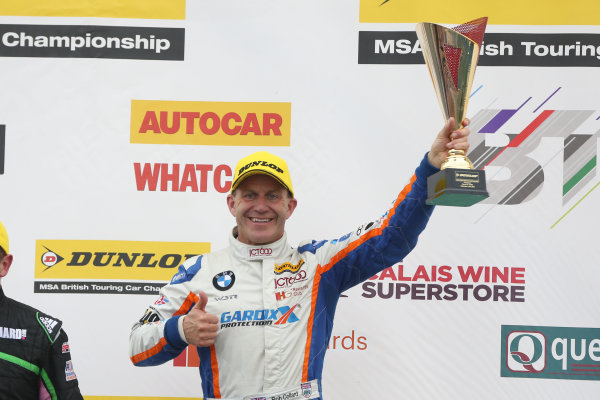 2016 British Touring Car Championship, Silverstone, 17th-18th September 2016, Rob Collard (GBR) Team JCT600 with GardX BMW 125i M Sport  World Copyright. Jakob Ebrey/LAT Photographic.