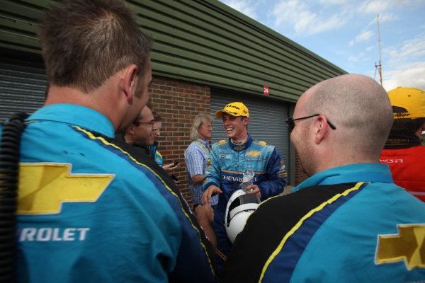 Snetterton, Nortfolk.2nd AugustWorld Copyright: Malcolm Griffiths/LAT Photographicref: Digital Image IMG_6311 JPGJames Nash (GBR) RML/Chevrolet Lacetti
