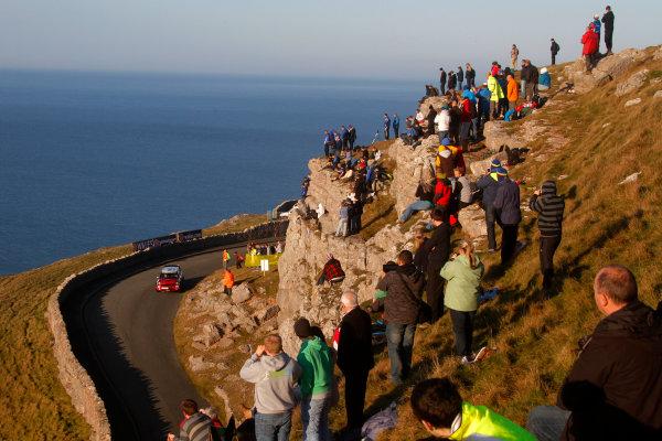 Round 13 - Wales Rally GB. 10th-13th November 2011. Dani Sordo, Citroen, ActionWorldwide Copyright: McKlein/LAT