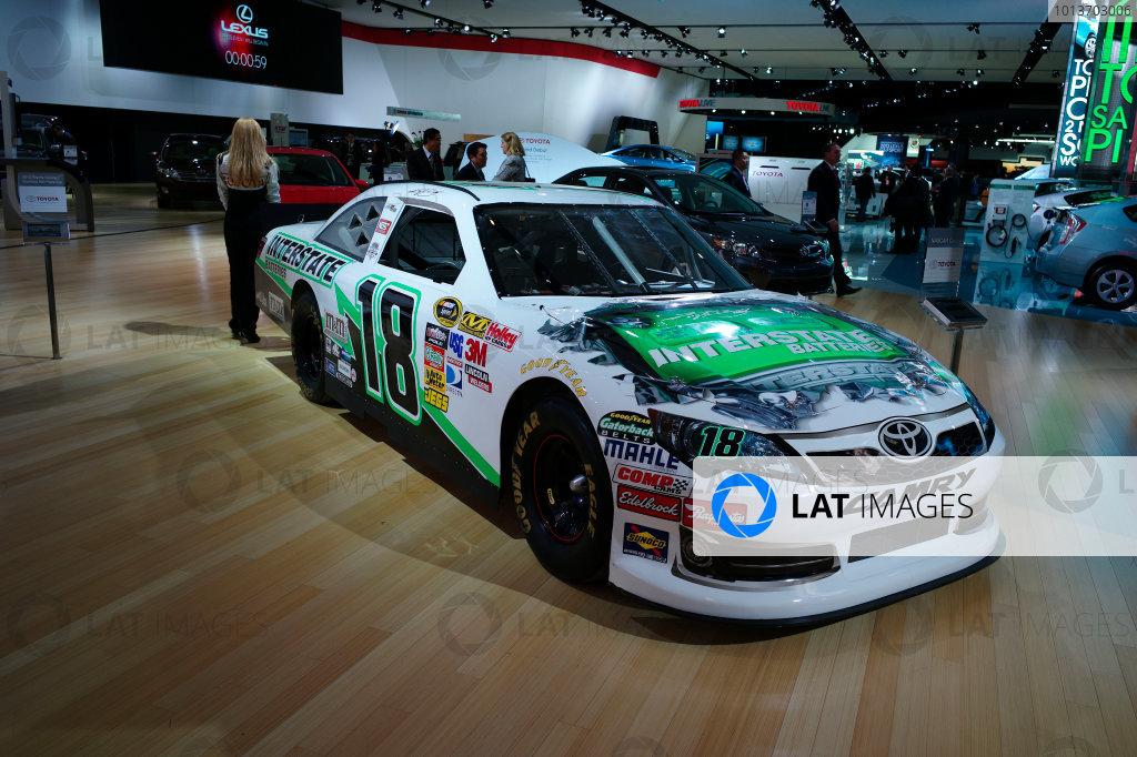 2012 Detroit NAIAS Auto Show