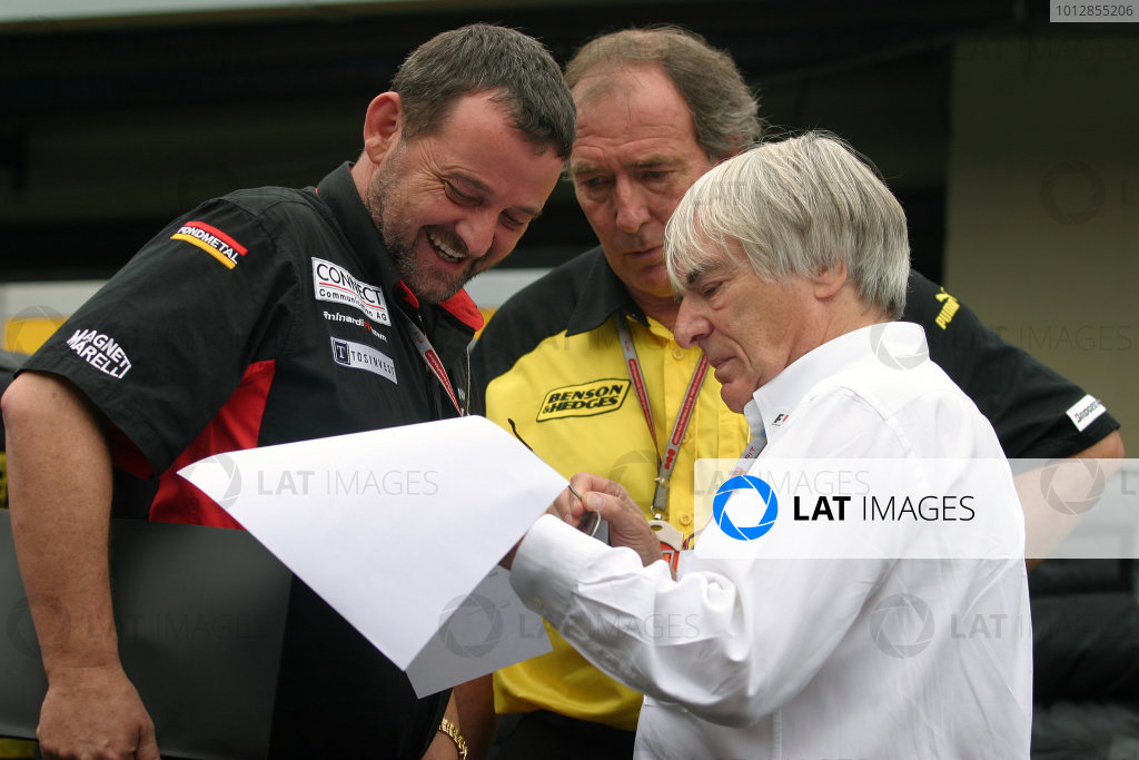 2004 Brazilian Grand Prix - Sunday Race,