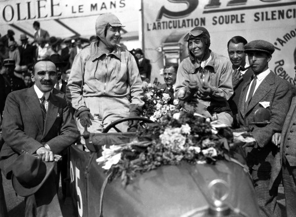1930 Le Mans 24 hours.