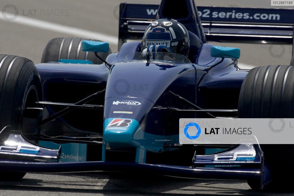 2005 GP2 Series Press Day
