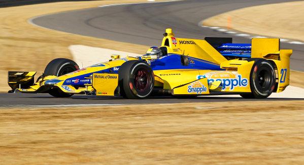 16-17 March, 2015, Birmingham, Alabama, USA Marco Andretti ?2015, Ernie Masche LAT Photo USA