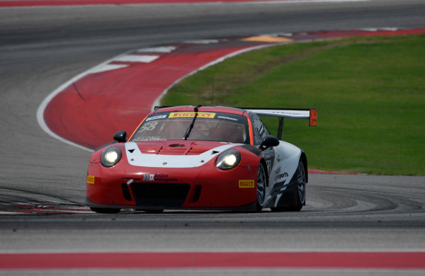 Pirelli World Challenge Grand Prix of Texas Circuit of The Americas, Austin, TX USA Sunday 3 September 2017 Patrick Long/Joerg Bergmeister World Copyright: Richard Dole/LAT Images ref: Digital Image RD_COTA_PWC_17310